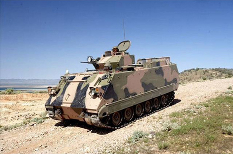 FormCUT M113 Upgrade Vehicle Lining
