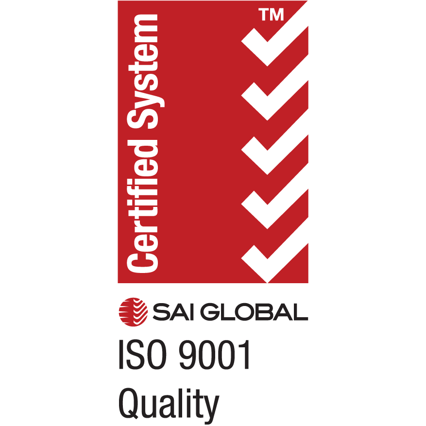 Form Cut is ISO 9001