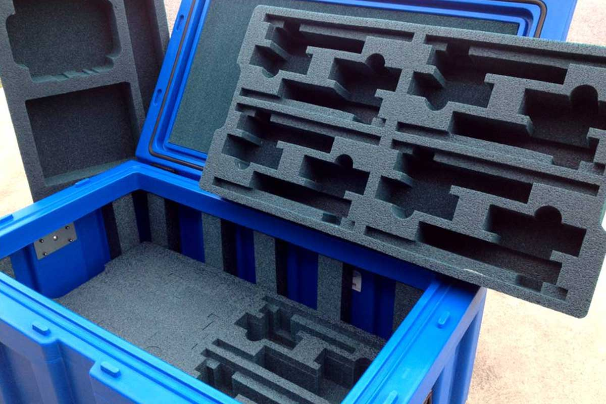 FormCUT Protective Isolating Packaging